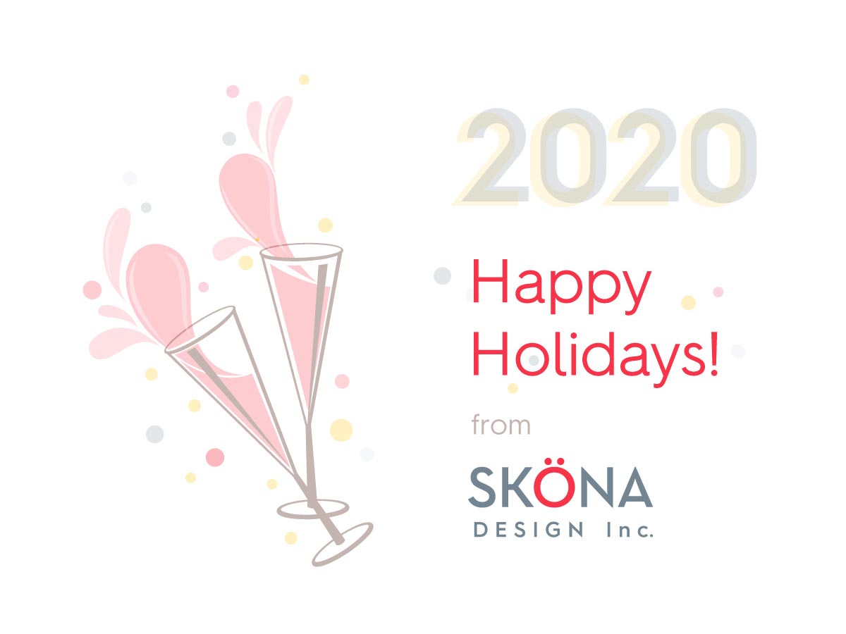 Skona Happy Holidays 2019