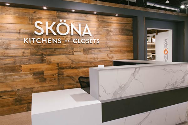 Skona Toronto Showroom